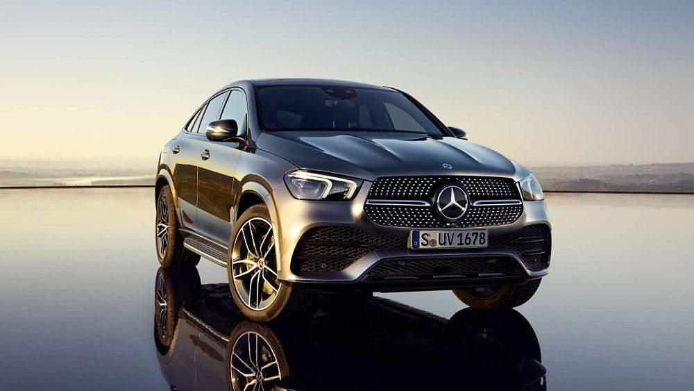 Mercedes-Benz GLE kupé