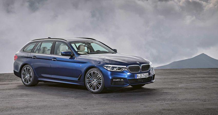 BMW řady 5 Touring