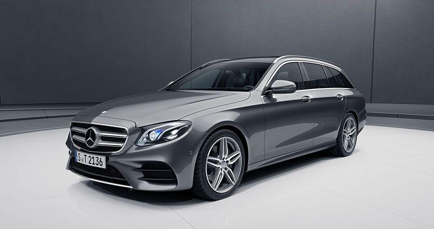 Mercedes-Benz E Kombi