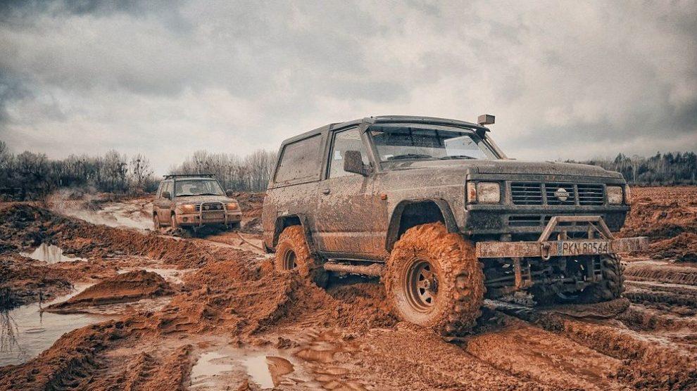 Nejlepší offroad terenní auto