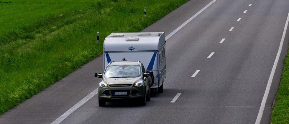 Nejlepší auto na tahání karavanů a přívěsů